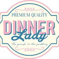 Dinner Lady - Lemon Tart & Strawberry Custard