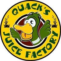 Quack's Juice Factory - Goose Juice