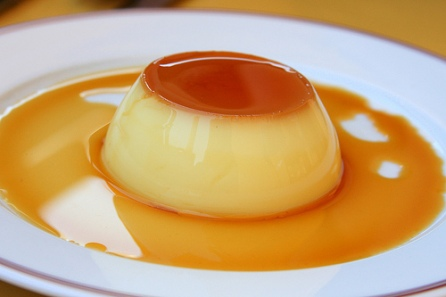 How-to-make-Caramel-custard-pudding