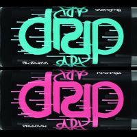 Drip Art - Strawreo