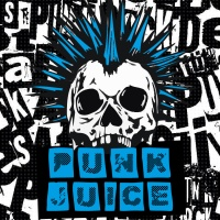 PUNK JUICE - Anarchy, Clash, Rotten, Submission, Vicious
